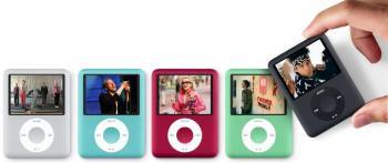 Apple iPod Nano Ad